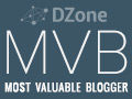 DZone Most Valuable Blogger