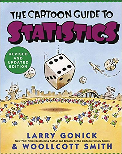Book Recommendation: The Cartoon Guide To Statistics